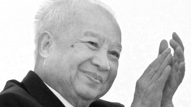 Vater der kambodschanischen Nation