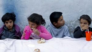 200 Millionen Kinder weltweit sind laut Unicef krank