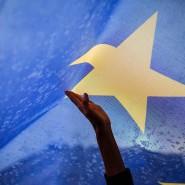Muss von Vielen getragen werden: die Idee eines geeinten Kontinents