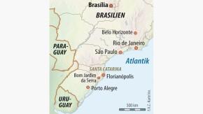 Flirten brasilien