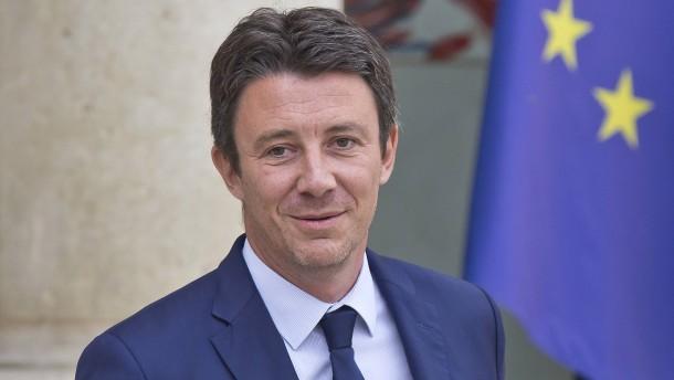 Macrons Bürgermeisterkandidat stürzt über Sex-Video