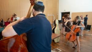 Musizieren für den Frieden
