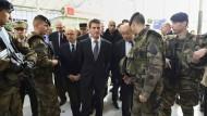 Valls warnt vor Anschlägen in anderen europäischen Ländern