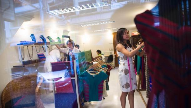 Made in Myanmar: Qualität statt Massenware