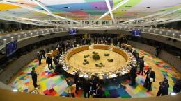 EU-Staatschefs gewähren kurzen Aufschub