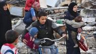 Aleppos Fall ist eine Frage der Zeit