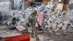 Tote und Verletzte bei Anschlag in Mogadischu