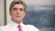 """Am Mittwoch präsentiert Vorstandschef Joe Kaeser seine Strategie für Siemens: """"Was nicht effizient ist, schaffen wir ab."""""""