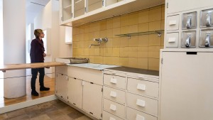 Ur-Einbauküchen sind gefragte Museumsobjekte