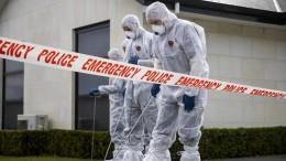 Neuseeland: Mutter soll ihre drei Töchter getötet haben