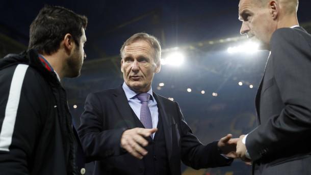 BVB-Boss Watzke: Vor dem Terror nicht einknicken