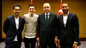 Sponsoren von Özil und Gündogan ducken sich weg