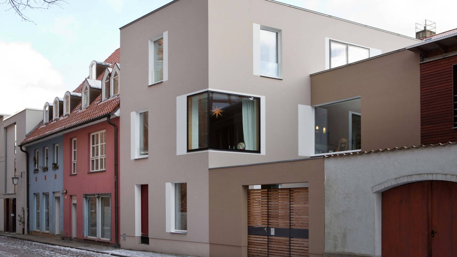 Mit Ausstrahlung: Der Neubau der Familie Meyn und Reiß