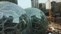 Amazon will für 5 Milliarden Dollar zweites Hauptquartier bauen