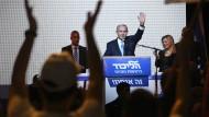 Regierungsmehrheit für Netanjahu