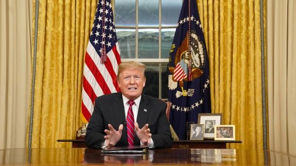 Trump will nun Zusammenarbeit mit Türkei ausbauen