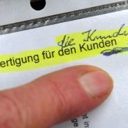So darf das vorerst bleiben: Formular der Sparkasse