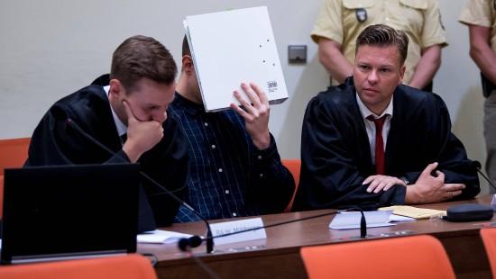 Prozessbeginn gegen Waffenhändler von Münchener Amokläufer