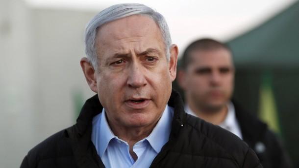 Netanjahu will bis Jahresbeginn Ministerämter niederlegen