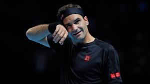 Federer startet mit Niederlage gegen Thiem