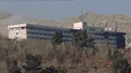 Taliban bekennt sich zu Angriff auf Luxushotel in Kabul
