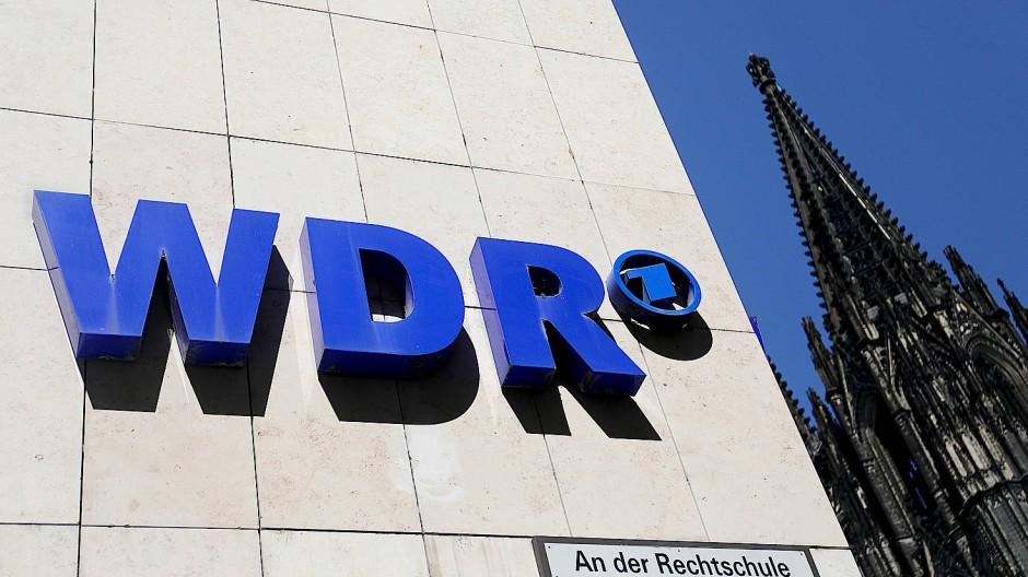 Das Funkhaus des WDR in Köln