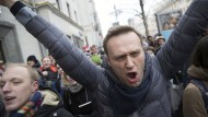Alexei Nawalny verhaftet