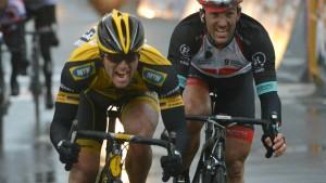 Ciolek gewinnt denkwürdiges Mailand - San Remo