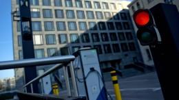 Evakuierung um Berliner Hauptbahnhof