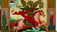 Prophet? Darstellung eines apokalyptischen Reiters