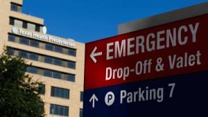 Weitere Pflegekraft in Texas infiziert
