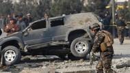Bombenanschlag auf afghanischen Abgeordneten