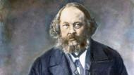 Michail Alexandrowitsch Bakunin (1814-1876)
