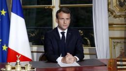 Macron will Notre-Dame in fünf Jahren wiederaufbauen
