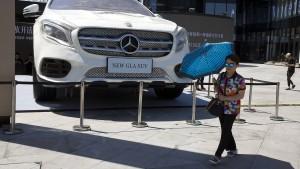 Daimler-Partner kündigt Milliardeninvestition an