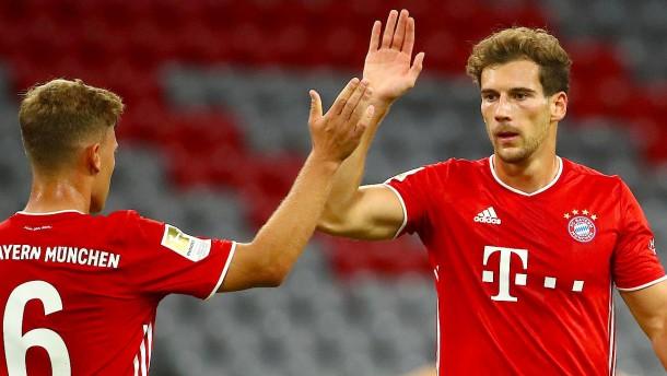 Pflichtsieg für den FC Bayern
