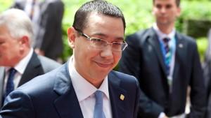 Streit über Vertretung Rumäniens bei EU-Gipfel eskaliert