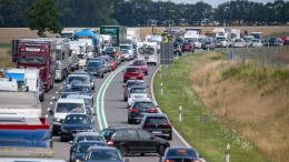 Stauwochenende auf Autobahnen rund um Hamburg erwartet