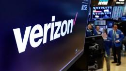 Verizon erwartet milliardenschwere Rechnung