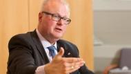 """Plädiert für die """"internationalste Stadt Deutschlands"""": Hessens Finanzminister Thomas Schäfer möchte, dass Frankfurt vom Brexit profitiert."""