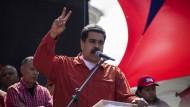 Maduro will weiterregieren