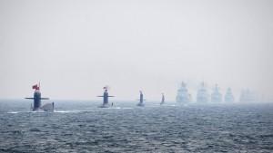 China warnt G7 vor Einmischung in Inselstreit
