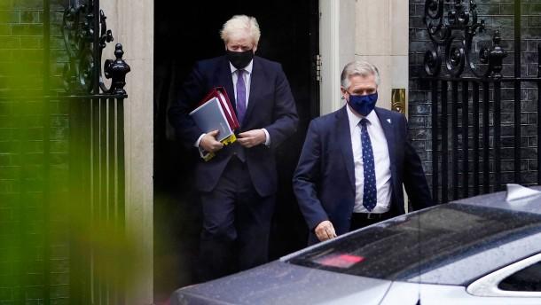 Großbritannien will gestoppte Brexit-Gespräche doch fortsetzen