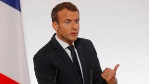 Staatsbegräbnis für die französische Vermögensteuer