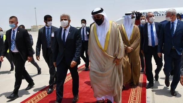 Wo Iran und die arabischen Golfstaaten sich einig sind
