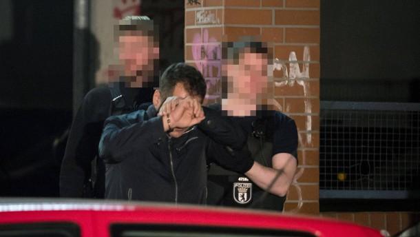 Festnahmen nach Raubüberfall auf KaDeWe
