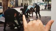 Polizisten erschießen Obdachlosen