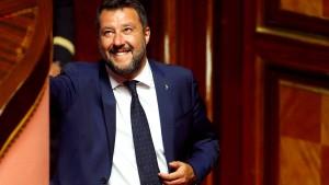 Karrierist Salvini