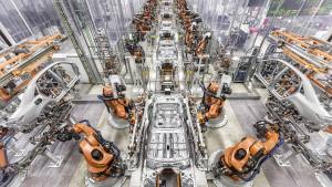 Audi A4 soll für 500 Millionen Euro überarbeitet werden