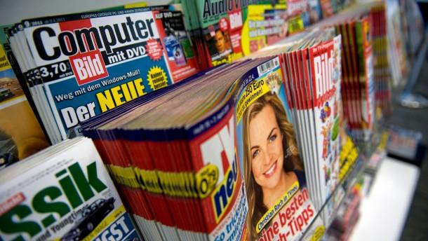 Axel Springer AG veroeffentlicht Ergebnis des 3. Quartals